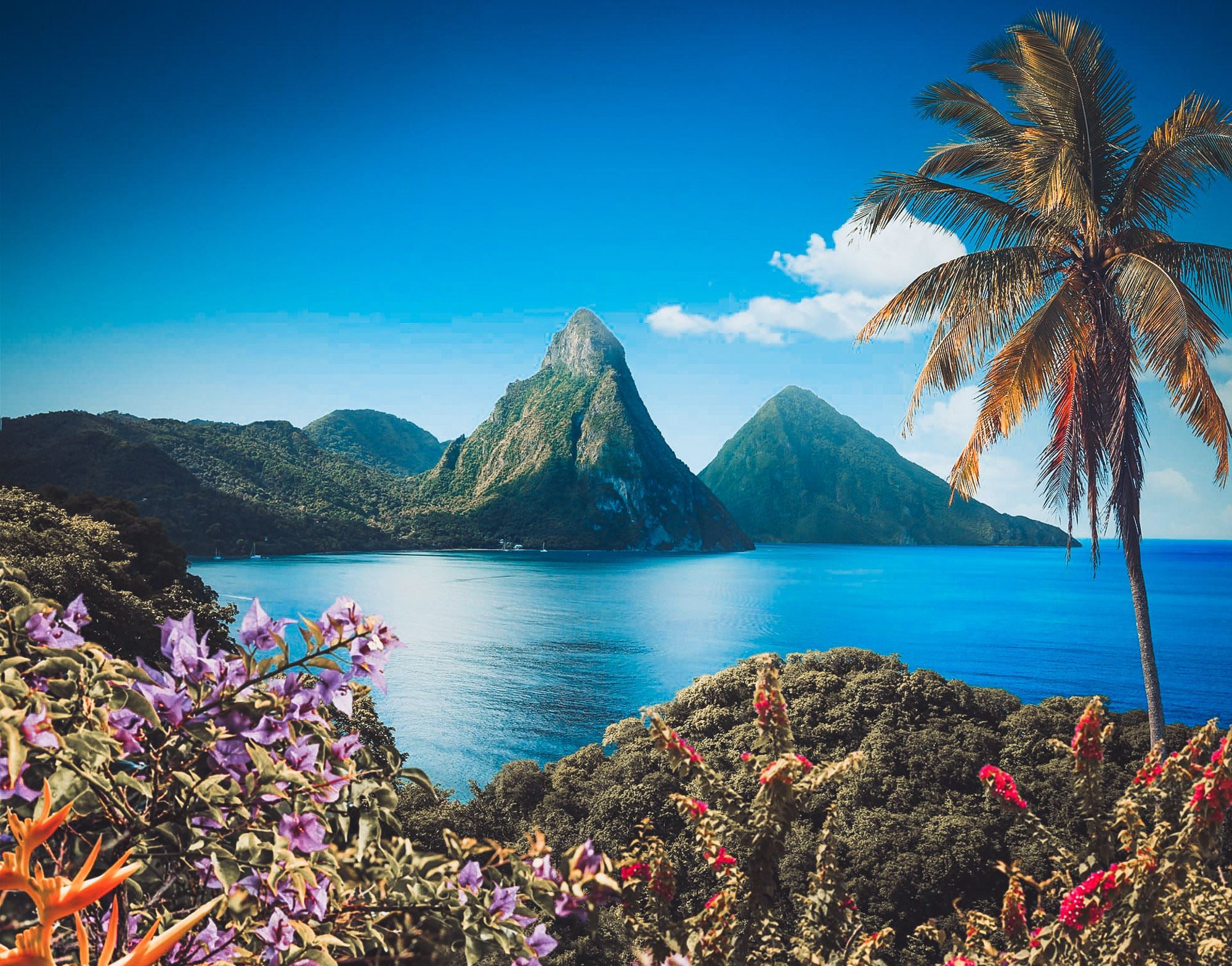Fly from St Lucia to Bequia