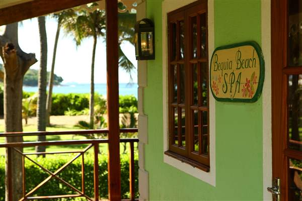 Bequia Beach Spa